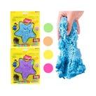 Arena moldeable en bolsa con accesorio, colores sujetos a disp, 60 grs.