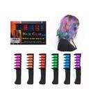 Gis para pinta cabello, colores surtidos, 2 X 10 cm.