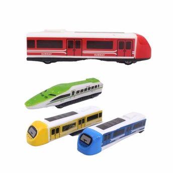 Carro tren de fricción, modelos y colores surt, 15 X 3 cm aprox.