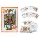 Baraja póker, 5.5 x 8.5 cm